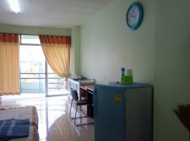 Studio Apartment for sale in Chiang rai: 30 Sqm. , Floor 6, 800,000 Baht, City Center, Chiangrai