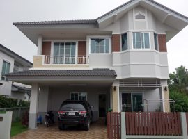 House for sale in Chiang rai:  81 Tarangwa, 3 Bedrooms, 4,500,000 Baht, Rimkok, Chiangrai