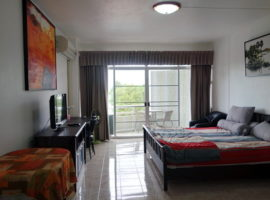 Studio apartment for rent/slae in Chiang rai: 35 Sqm., 7,500 Baht/Month, City Center.
