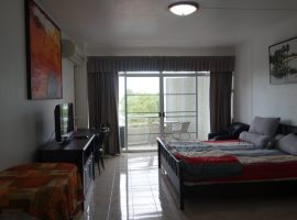 Studio apartment for slae in Chiang rai: 35 Sqm. , 6th Floor, 1.35 Million Baht, Fully furnished, City Center, Chiangrai