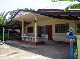 House for rent in Chiang rai: 2 Bedrooms, 4,000 Baht/month, No pets, No smoking, Sansai, Chiangrai