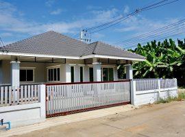 ให้เช่า/ขายบ้านที่ ริมกก, เชียงราย : ขนาดที่ดิน 75 ตร.ว., พื้นที่ใช้สอย 110 ตร.ม., 10,000 บาท/เดือน