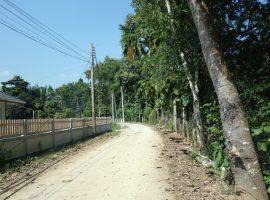 Land for sale in Chiang rai: 8 Rai 1 Ngan 25 Tarangwa, 14 Million Baht, Mae Kon, Chiang rai.