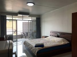 Apartment for Rent/Sale in Chiang rai: Studio room with 1 bathroom, 33 Sqm., 7,000 Baht per. Month, Fully Furnished, Ropwiang, Chiangrai