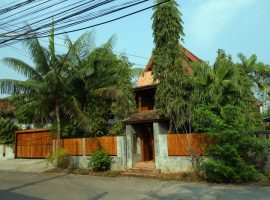 House/Commercial  for rent in Chiang rai: 5 Bedrooms, 20,000 Baht/month, City Center, Chiangrai.