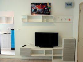อพาร์ทเม้นท์ให้เช่า ที่ริมกก, เชียงราย: 8,000 บาท/เดือน, ใกล้ Central Plaza.