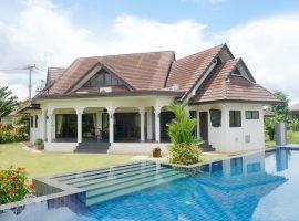 House for sale in Chiang rai: 1 Rai 1 Ngan 73 Tarangwa, 3 Bedrooms, 13,000,000 Baht, Tha Sai, Chiangrai.