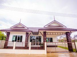 House for sale in Chiang rai: 60 Tarangwa, 3 Bedrooms, 2,690,000 Baht, Bandu, Chiangrai