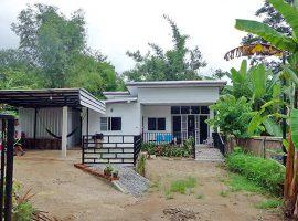 บ้านให้เช่าที่ ริมกก/บ้านดู่, เชียงราย: 2 ห้องนอน, 7,000 บาทต่อเดือน