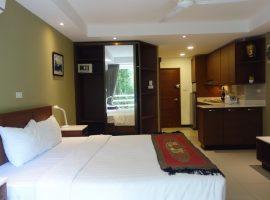 ให้เช่า/ขายสตูดิโออพาร์ทเมนท์ ที่รอบเวียง, เชียงราย : 37.5 ตร.ม., สตูดิโอ 1 ห้องนอน, 9,000 บาท/เดือน