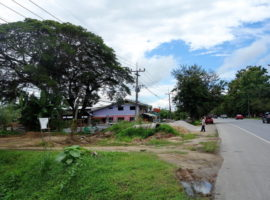 Land/House for sale in Chiang rai: 3 Ngan, 6.3 Million Baht, Mae Lao, Chiang Rai.