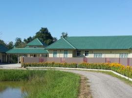 House for sale in Chiang rai: 4 Bedrooms, 2 rai 1 ngan 46 sqw., 15,000,000 Baht, Tha Sai, Chiang Rai.
