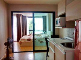 ให้เช่าห้องพักคอนโดในระแวก ริมกก เชียงราย: ขนาดห้อง 29.00 ตร.ม., 8,000 บาท/เดือน