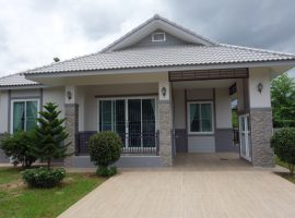 House for sale/rent in Chiang rai: Rent18,000THB, Ropwiang.