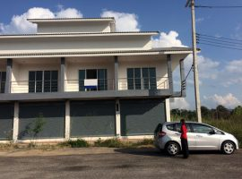 Office home for sale in Chiang rai:  2.8 Million Baht, White temple.