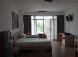 Apartment for rent/sale in Chiang rai: 33 Sqm., Studio room, City Center.
