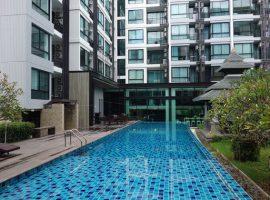 ขายอพาร์ทเม้นท์ Q House ที่ ริมกก เชียงราย: ขนาดห้อง 30 ตารางเมตร