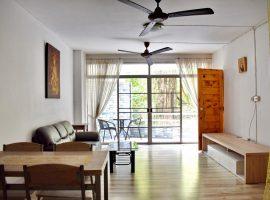 อาพาท์เม้นท์ให้เช่าและขายในตัวเมืองเชียงราย: ขนาดห้อง 66 ตร.ม., 12,000 บาท/เดือน