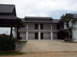 Commercial Building for rent/sale in Chiang rai: 240 Tarangwa, 25 Bedrooms, Rent:3-5 years 150,000 Baht/month, Nang lae.