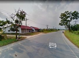 Warehouse/Land for sale in Chiang rai: 50 Tarangwa, 1.7 Million Baht, White temple, Chiangrai.