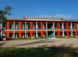 ขายอพาร์ตเมนต์ทั้งตึกสร้างใหม่ นางแล เชียงราย: ขนาดพื้นที่ 1 งาน 81 ตารางวา, 14 ห้องพร้อมห้องน้ำ