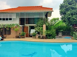 Guest House Business for rent/sale in Chiang rai: , 70,000 Baht/Month, 1 rai, Hong Li.