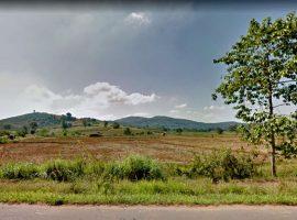 Land for sale for sale in Chiang rai: 128 Rai++, 128 Million Baht, Chiang Saen.