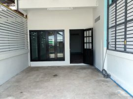 Office Home for rent in Chiang rai: 2 bedrooms, 10,000 Baht/Month, Rop Wiang, Chiangrai.