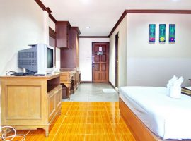 ให้เช่าห้องพักรายเดือน ติดไนท์บาซ่า เชียงราย: 1 ห้องสตูดิโอ, 10,000 บาท/เดือน