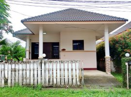 House for sale in Chiang rai: 2.55 Million Baht, 46 Tarangwa, Ropwiang.
