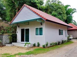 House for rent in Chiang rai: 4,500 Baht, 1 Bedrooms, Fully furnished, Rop Wiang.