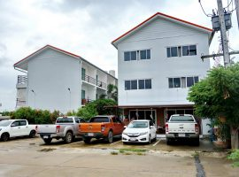 Apartment Building for sale in Chiang rai: 18.5 Million Baht, 2 Ngan, Bandu.