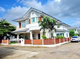 House for rent in Chiang rai : 25,000 Baht/Month, Fully furnished, Rimkok.