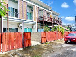 Townhome for rent in Chiang rai : 14 Tarangwa, 8,500 Baht/Month, Ropwiang.