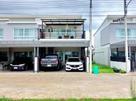 Office home for sale in Chiangrai: .2 Million Baht, 18.8 Tarangwa, Ban du.