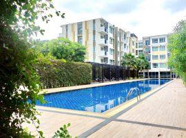 Condo for sale in Chiang rai : 29.9 Sqm., 999,000 Baht, Tha Sai.