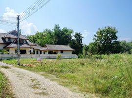 Land for sale in Chiang rai : 1 Ngan 33 Tarangwa, 2.1 Millon Baht., Thaisai.
