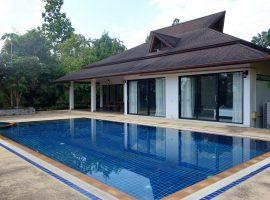บ้านหลังใหญ่ให้เช่าที่เชียงราย : 4 ห้องนอน พร้อมสระว่ายน้ำ, 30,000 บาท/เดือน, สันทราย