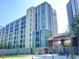 ให้เช่า CPN อพาร์ทเม้นท์ ขนาดห้อง 32.86 ตรม. เซ็นเทรล เชียงราย