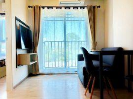 ให้เช่า CPN อพาร์ทเม้นท์ ขนาดห้อง 28 ตรม. เซ็นเทรล เชียงราย
