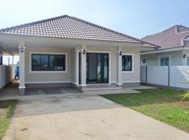 ขายบ้านใหม่เพิ่งสร้าง พร้อมเข้าอยู่ 2 หลัง บ้านดู่ เชียงราย