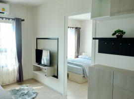 ให้เช่า CPN อพาร์ทเม้นท์ ขนาดห้อง 32 ตรม. เซ็นทรัล เชียงราย