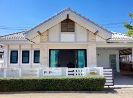 บ้านให้เช่า ใกล้สนามบินและโรงเรียนนานาชาติ ริมกก/บ้านดู่ เชียงราย: 12,000 บาท/เดือน