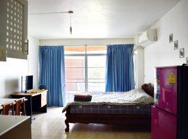 ให้เช่าสตูดิโออพาร์ทเม้นท์ รอบเวียง, เชียงราย: 7,000 บาท/เดือน, 1 ห้องสตูดิโอ, ขนาดห้อง 35 ตร.ม.
