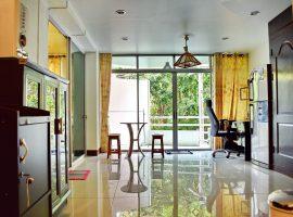 ให้เช่าสตูดิโออพาร์ทเม้นท์ ใจกลางเมือง ที่ รอบเวียง, เชียงราย: 5,500 บาท/เดือน, ขนาดห้อง 45 ตร.ม.