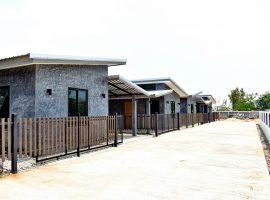 ให้เช่าบ้านใกล้กับแมคโคร บ้านดู่ เชียงราย: 1 ห้องนอน, 5,500 บาท/เดือน