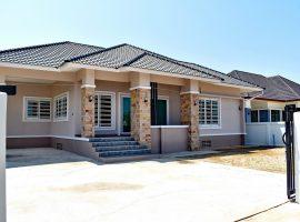 บ้านสร้างใหม่ให้เช่าพร้อมเฟอร์นิเจอร์ ที่บ้านดู่ จ.เชียงราย: 3 ห้องนอน, 15,000 บาท/เดือน