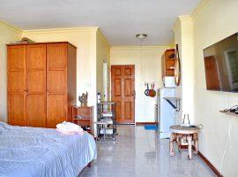 ให้เช่าสตูดิโออพาร์ทเม้นท์ รอบเวียง, เชียงราย : ห้องสตูดิโอ 1 นอนพร้อมห้องน้ำ, ขนาดห้อง 35 ตร.ม., 7,000 บาท/เดือน