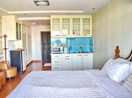ให้เช่าสตูดิโออพาร์ทเม้นท์ รอบเวียง, เชียงราย : ขนาดห้อง 35 ตร.ม., ห้องสตูดิโอ 1 นอนพร้อมห้องน้ำ, 7,000 บาท/เดือน