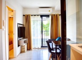 ให้เช่า/ขาย CPN อพาร์ทเม้นท์ ขนาดห้อง 28 ตรม. เซ็นทรัล เชียงราย : 1 ห้องนอน, 8,000 บาท/เดือน